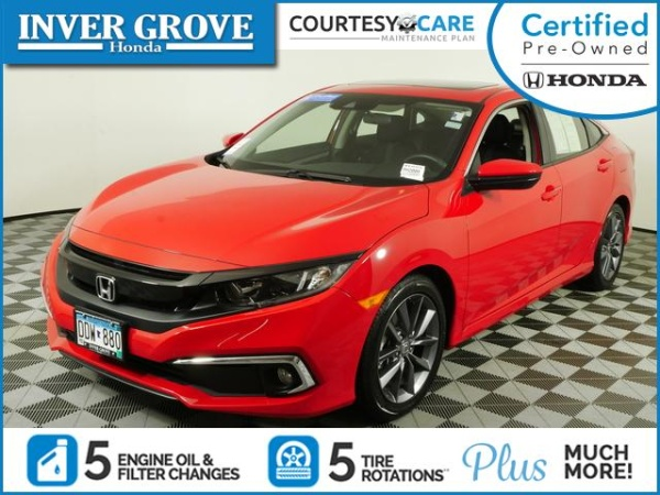 2019 Honda Civic in Inver Grove Heights, MN
