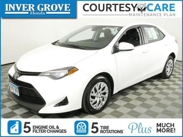 2017 Toyota Corolla in Inver Grove Heights, MN