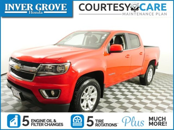 2016 Chevrolet Colorado in Inver Grove Heights, MN