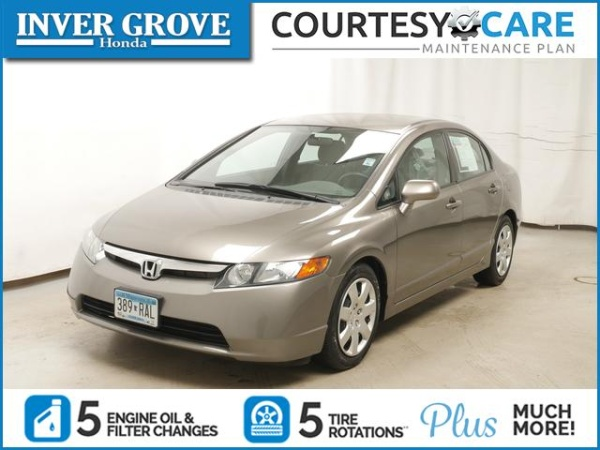 2008 Honda Civic In Inver Grove Heights Mn