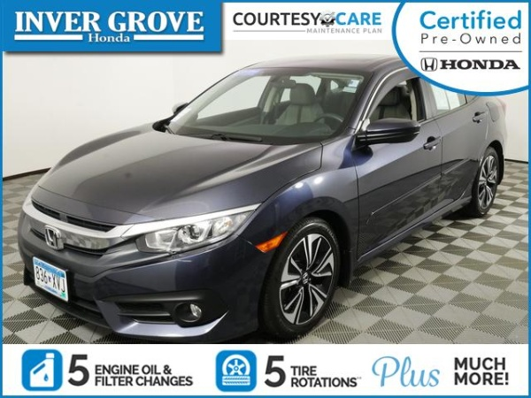 2017 Honda Civic in Inver Grove Heights, MN