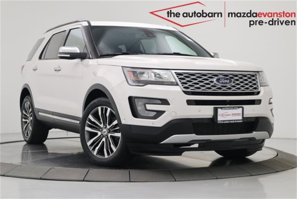 2017 Ford Explorer in Evanston, IL