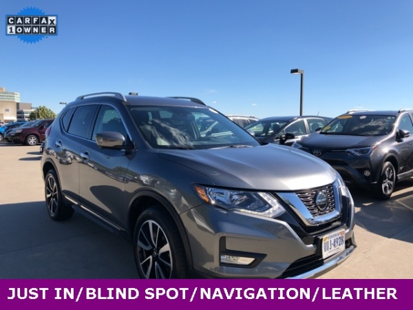 2019 Nissan Rogue in Bethesda, MD