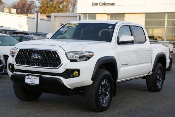 2018 Toyota Tacoma in Bethesda, MD