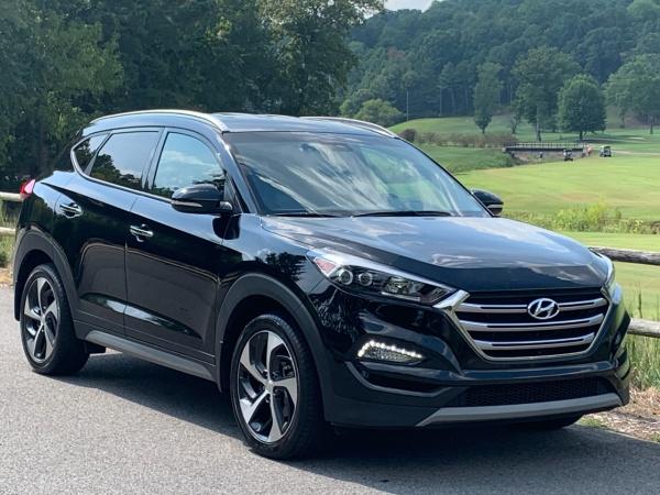 2017 Hyundai Tucson Limited