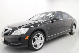 Captivating Used 2012 Mercedes Benz S Class S 550 4MATIC Sedan For Sale In Bonner