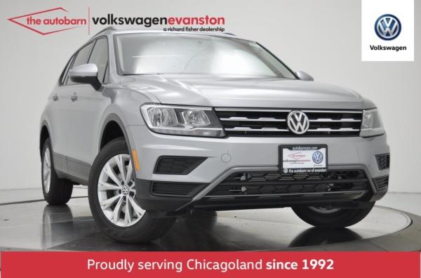 2020 Volkswagen Tiguan in Evanston, IL