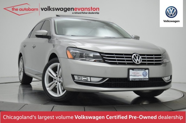 2013 Volkswagen Passat in Evanston, IL