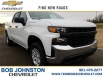 2019 Chevrolet Silverado 1500 Work Truck Crew Cab Short Box 4WD for Sale in Covington, TN