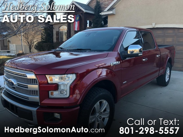 2015 Ford F-150 in Bountiful, UT