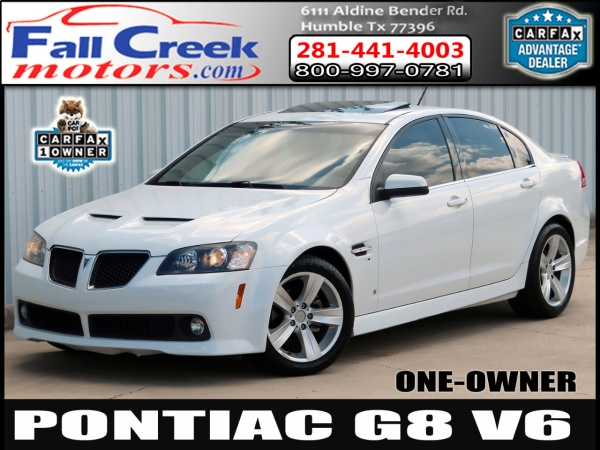 2008 Pontiac G8 in Humble, TX