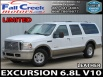 2000 Ford Excursion Limited RWD for Sale in Humble, TX