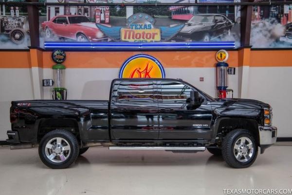 2018 Chevrolet Silverado 2500HD in Addison, TX