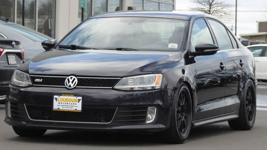 2012 Volkswagen GLI