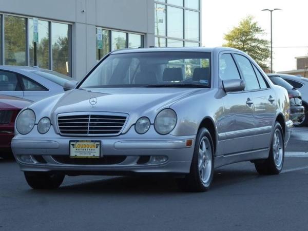 2002 Mercedes-Benz E