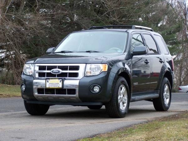 2008 Ford Escape Hybrid I4 Cvt 4wd