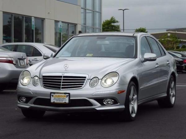 2009 Mercedes-Benz E