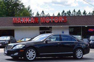 Attractive Used 2007 Mercedes Benz S Class S 550 Sedan RWD For Sale In Fredericksburg