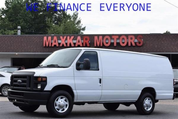 2014 Ford Econoline Cargo Van in Fredericksburg, VA