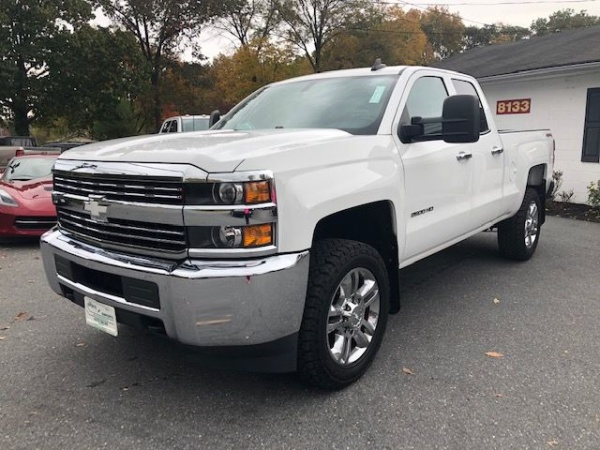 2015 Chevrolet Silverado 2500HD in Pasadena, MD