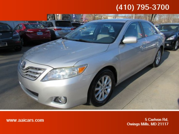 2010 Toyota Camry in Owings Mills, MD