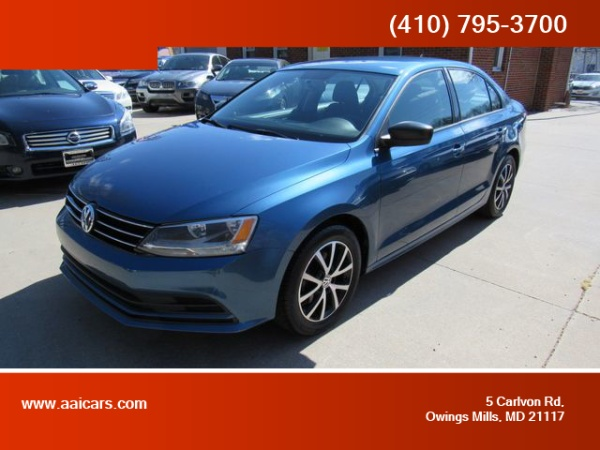 2016 Volkswagen Jetta in Owings Mills, MD