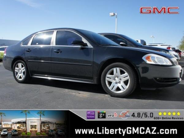 2012 Chevrolet Impala in Peoria, AZ