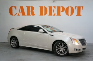 Used Cadillac Cts Coupe >> Used Cadillac Cts Coupes For Sale In Fort Lauderdale Fl
