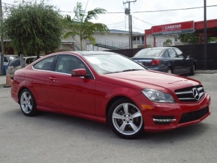 Used 2015 Mercedes Benz C Class For Sale Truecar