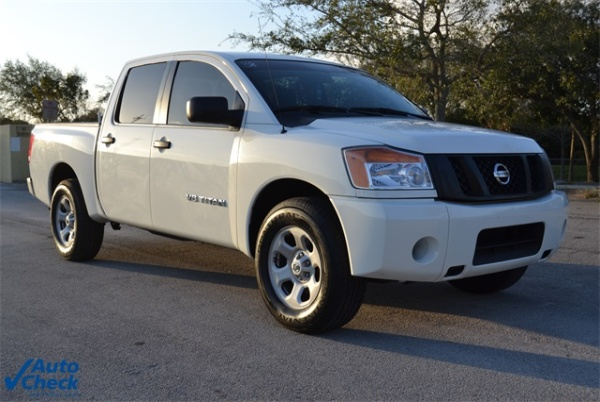 2014 nissan titan s crew cab 2wd swb for sale in miramar fl truecar. Black Bedroom Furniture Sets. Home Design Ideas