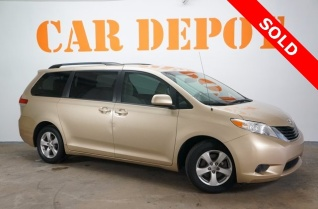 Used 2011 Toyota Sienna For Sale In Miramar, FL