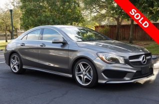 Used Mercedes For Sale >> Used Mercedes Benz Cla For Sale In Deerfield Beach Fl 185 Used
