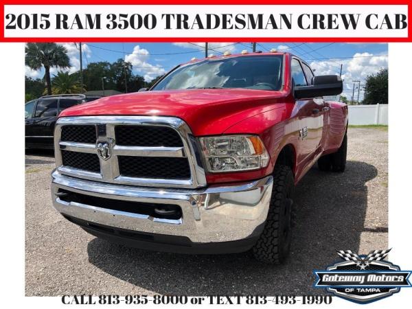 2015 Ram Ram Pickup 3500 Tradesman