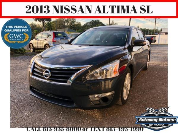 2013 Nissan Altima in Tampa, FL