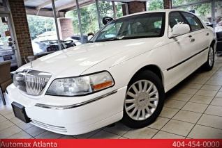 Used Lincoln Town Car For Sale In Suwanee Ga 11 Used Town Car