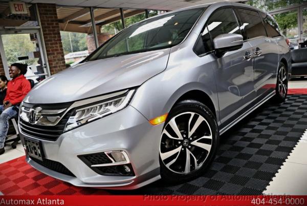 2018 Honda Odyssey in Lilburn, GA