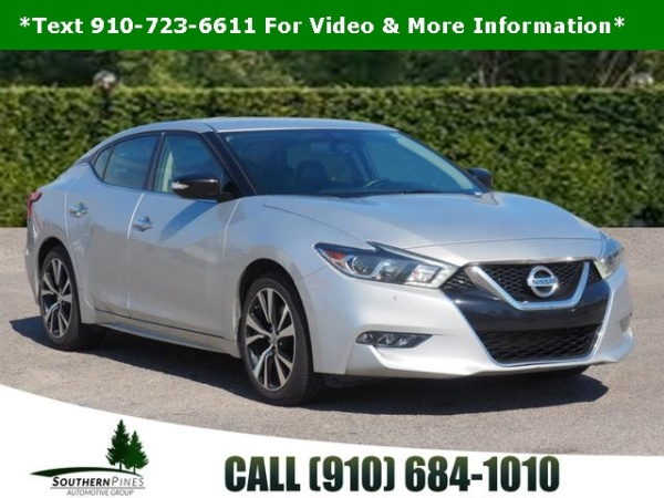 2018 Nissan Maxima in Southern Pines, NC