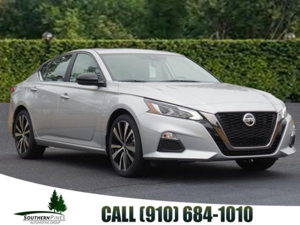 2020 Nissan Altima in Southern Pines, NC