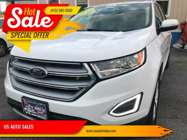 2016 Ford Edge in Baltimore, MD
