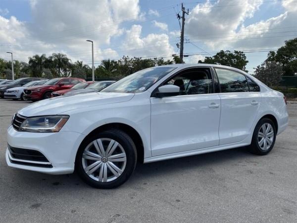 2017 Volkswagen Jetta in Fort Lauderdale, FL