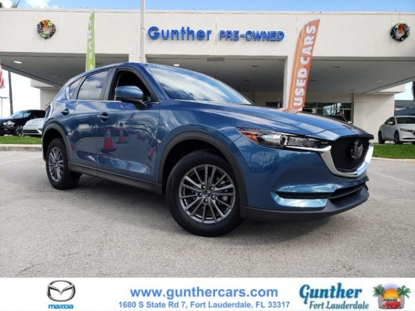 2018 Mazda CX-5 in Fort Lauderdale, FL