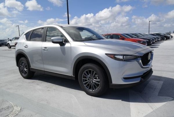 2019 Mazda CX-5 in Fort Lauderdale, FL