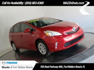 Used Toyota Prius V For Sale In Fort Walton Beach Fl 5 Used Prius