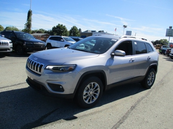 2020 Jeep Cherokee in Delmont, PA