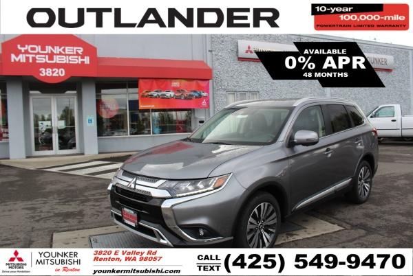 2019 Mitsubishi Outlander in Renton, WA