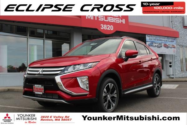 2020 Mitsubishi Eclipse Cross in Renton, WA