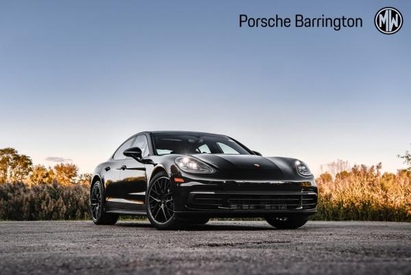 2020 Porsche Panamera Panamera