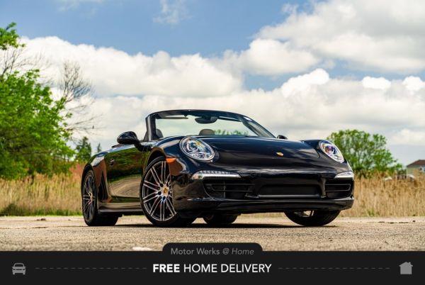 2016 Porsche 911 Carrera 4s Cabriolet For Sale In Barrington Il Truecar