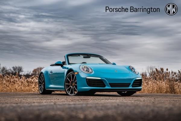 2018 Porsche 911 in Barrington, IL