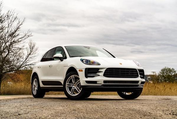 2020 Porsche Macan in Barrington, IL
